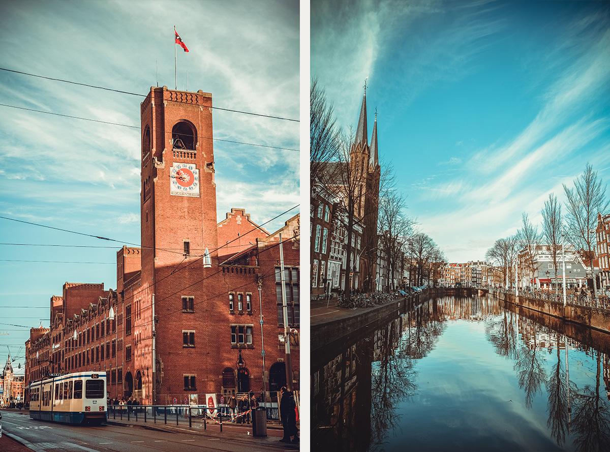 Beurs van Berlage Amsterdam