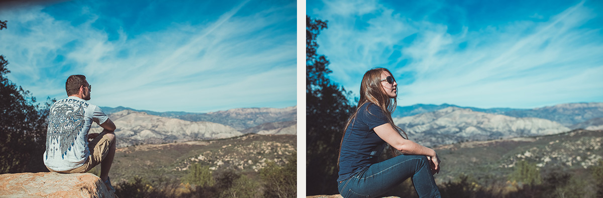 California Cachuma Lake portraits