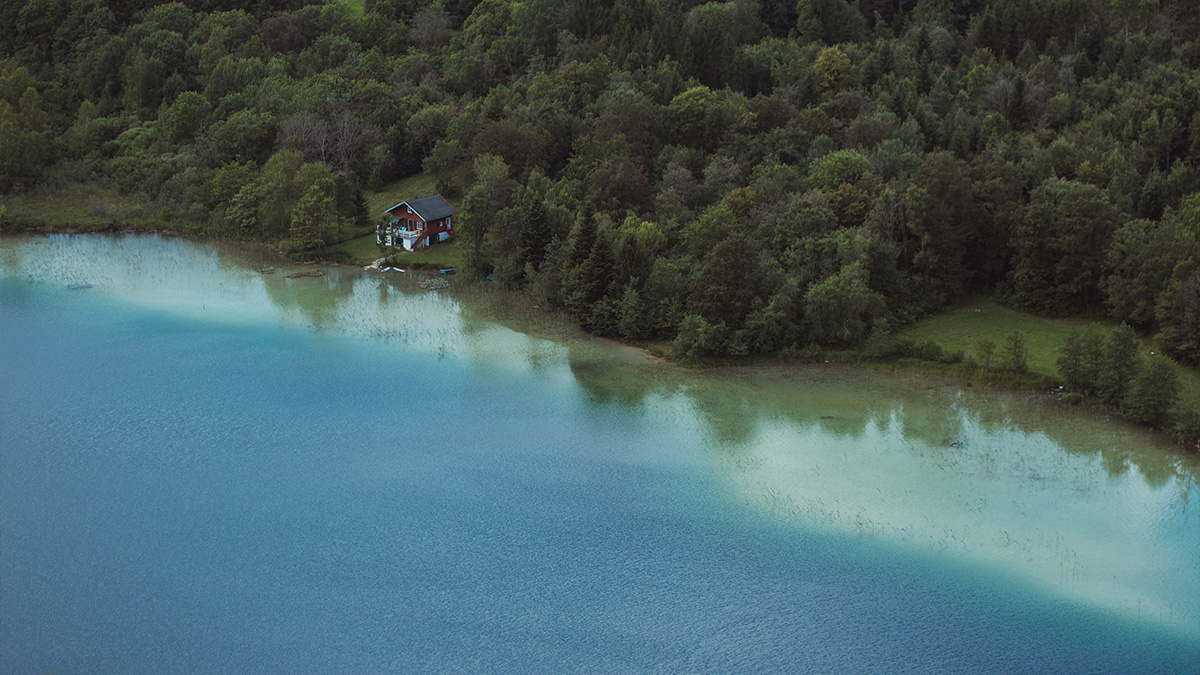 Jura France lakes region