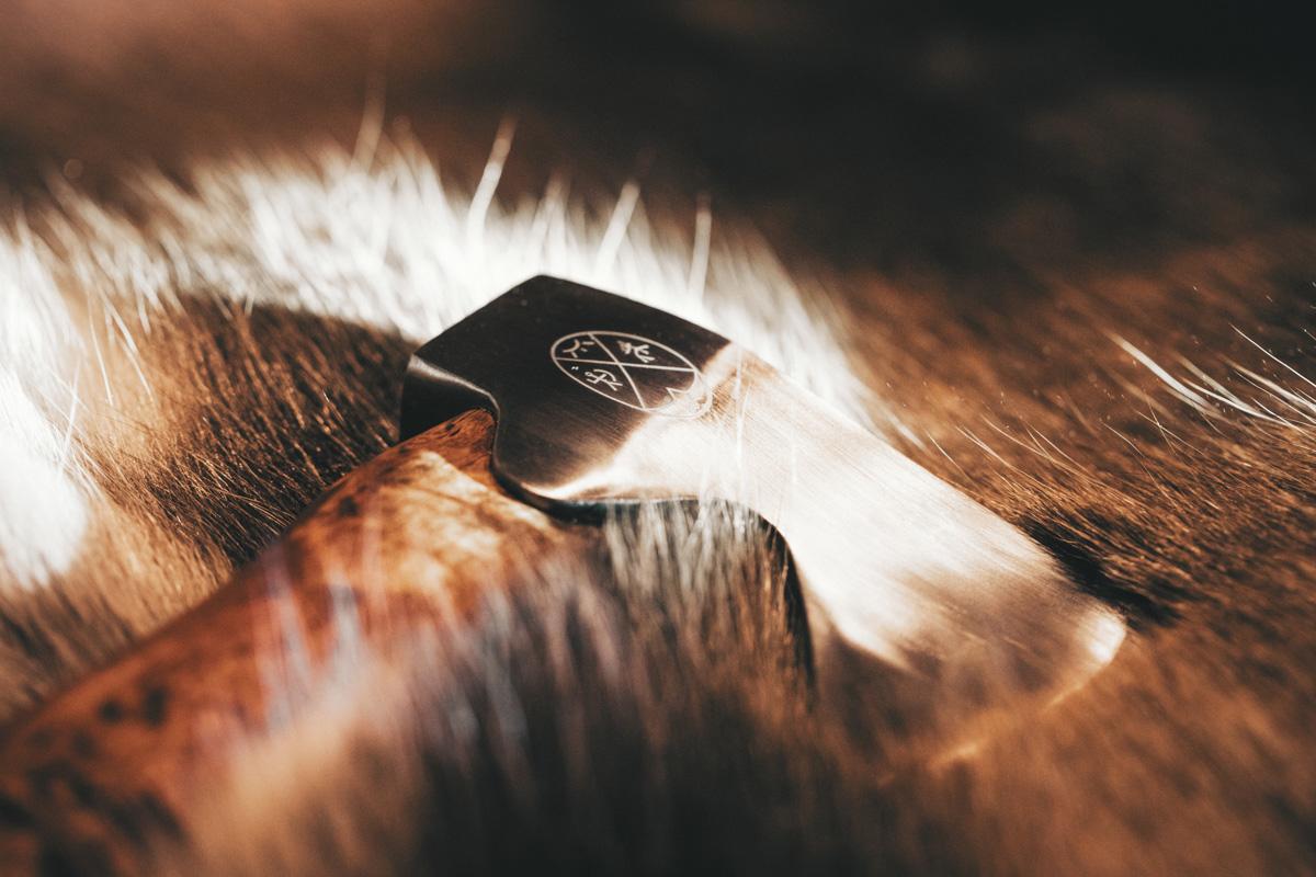 Karesuando Kniven handcraft axe