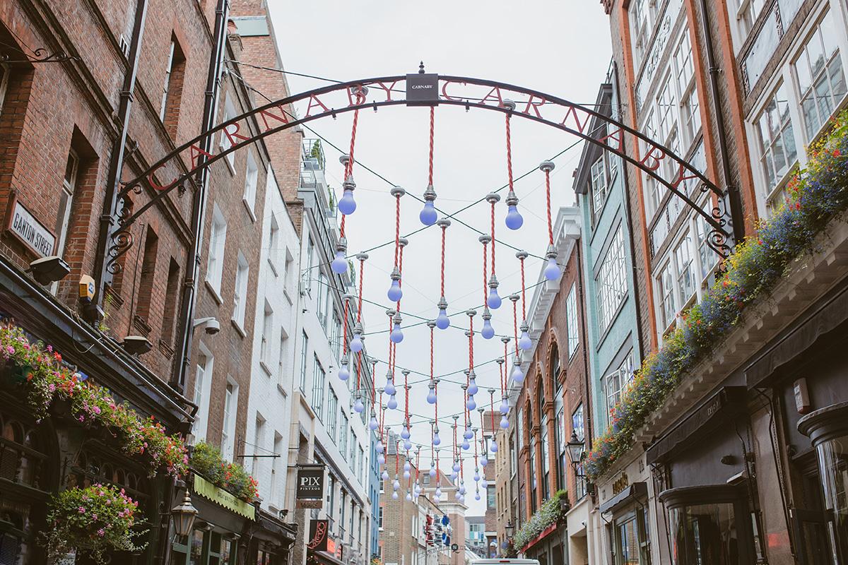 Carnaby London Street