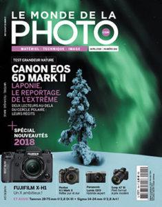 Le Monde de La Photo issue 104