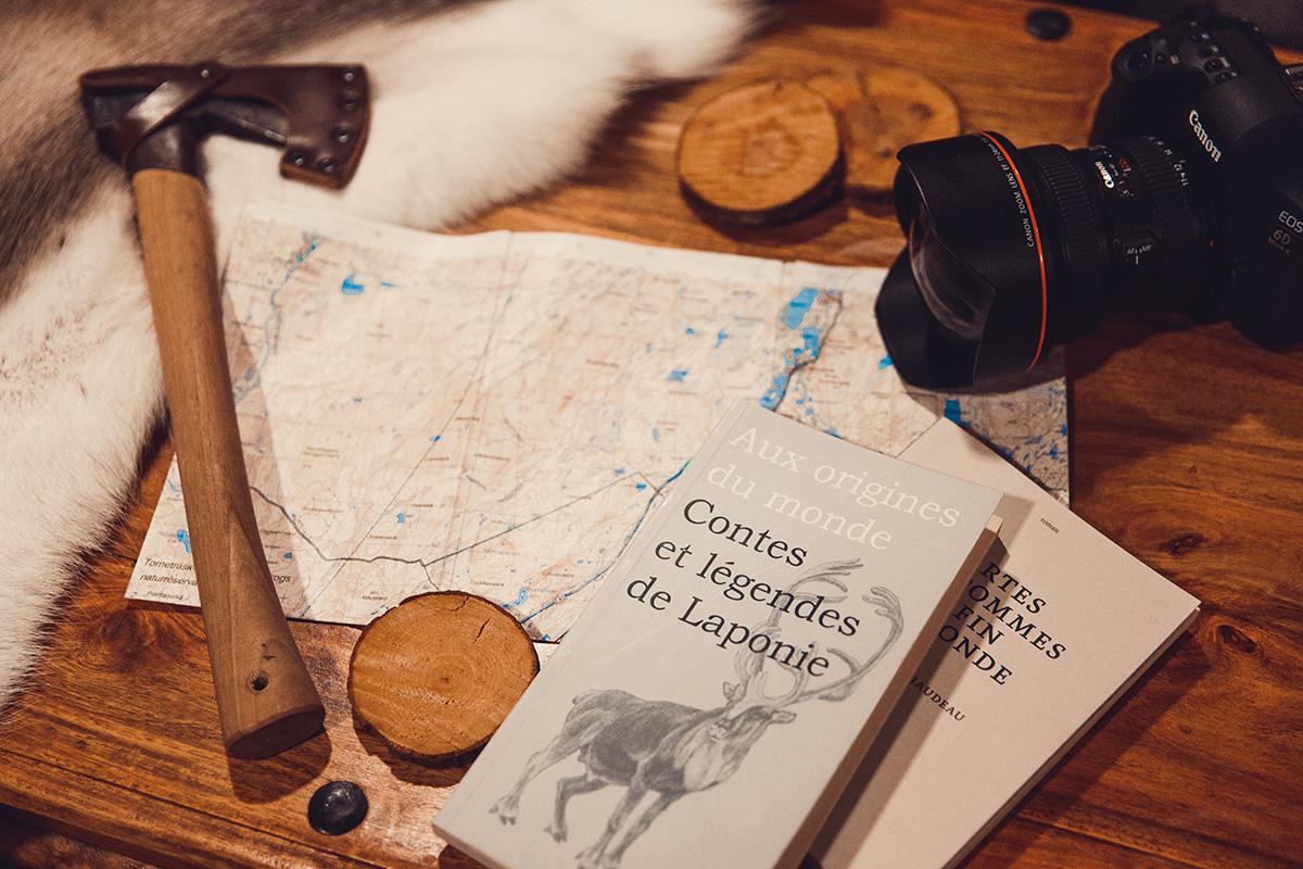 Lapland tales and legends Raphaelle Monvoisin