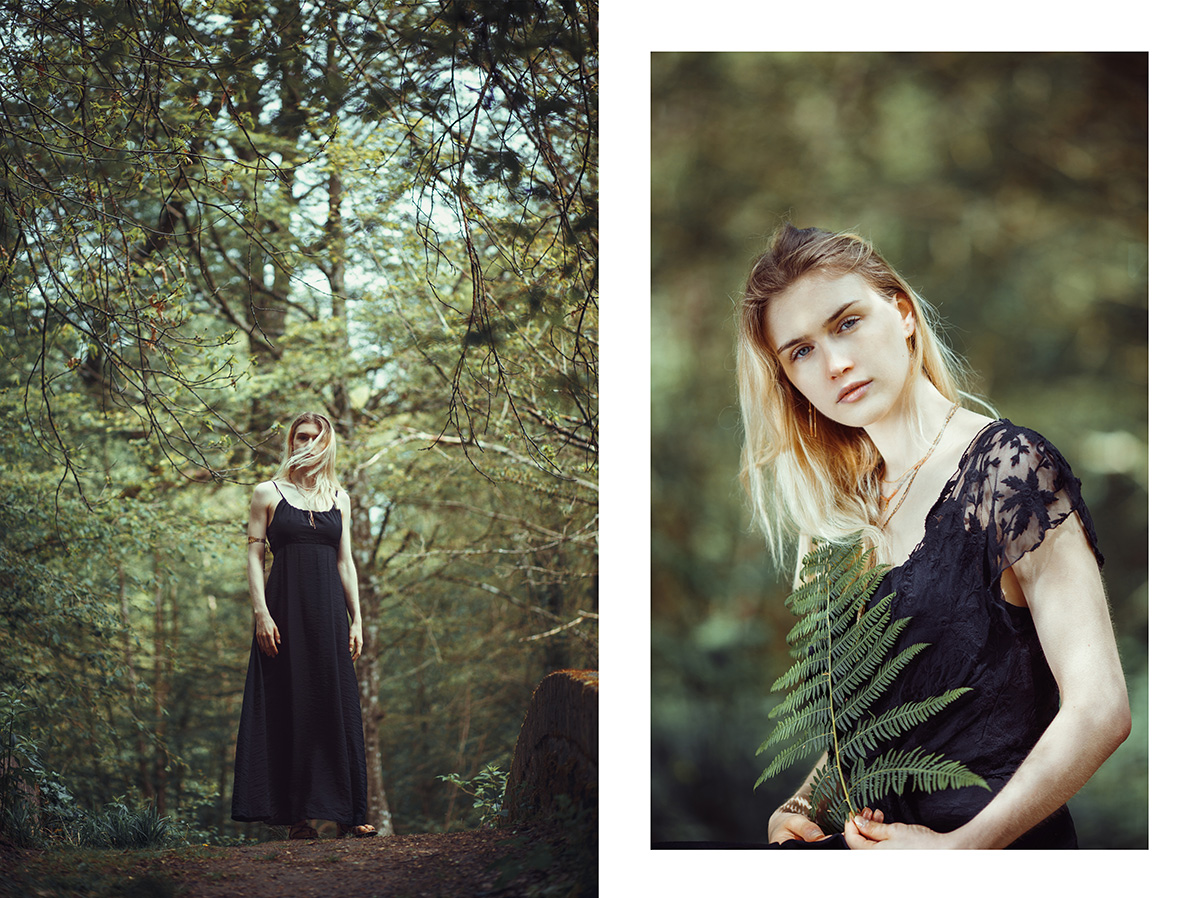 Voriagh - Riverside collection inspired by Northern and Baltic folklore, made in Paris, France