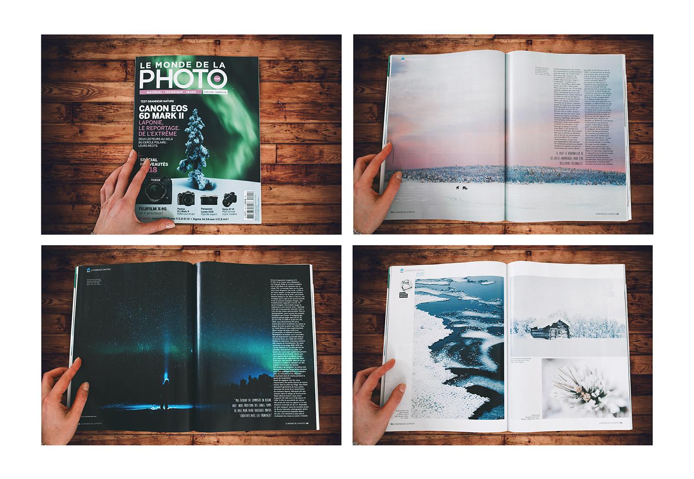 Le Monde de la Photo Feature