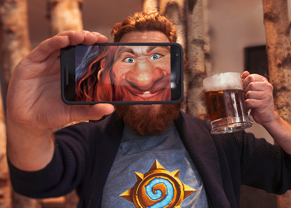 Hearthstone on Instagram