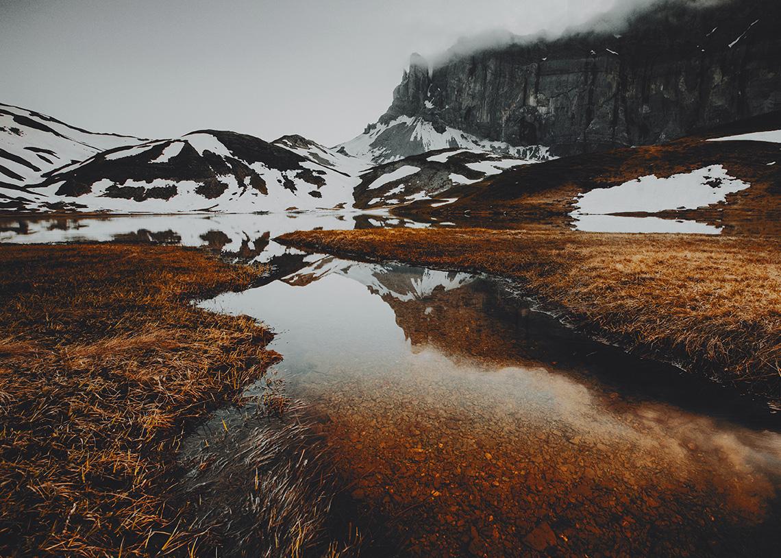 Anterne Lake