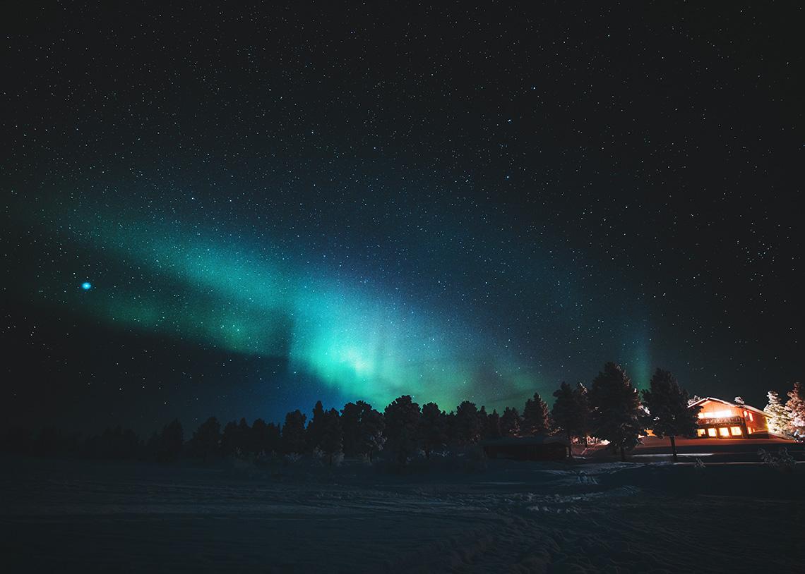 Canon × Le Monde de la Photo / Lapland