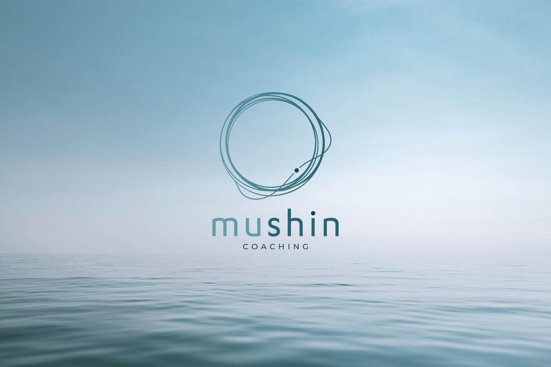 Mushin Coaching logotype Raphaelle Monvoisin